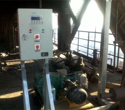 河北文丰钢铁2000m³高炉改造