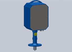 重锤式料位计在电厂中的应用