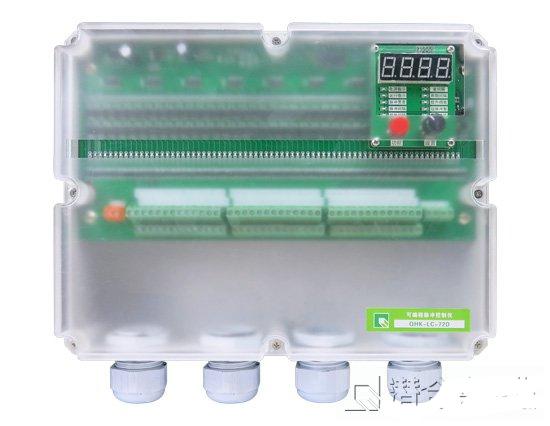 72路脉冲控制仪